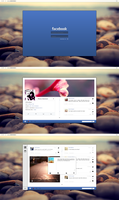 Facebook for Nitrux