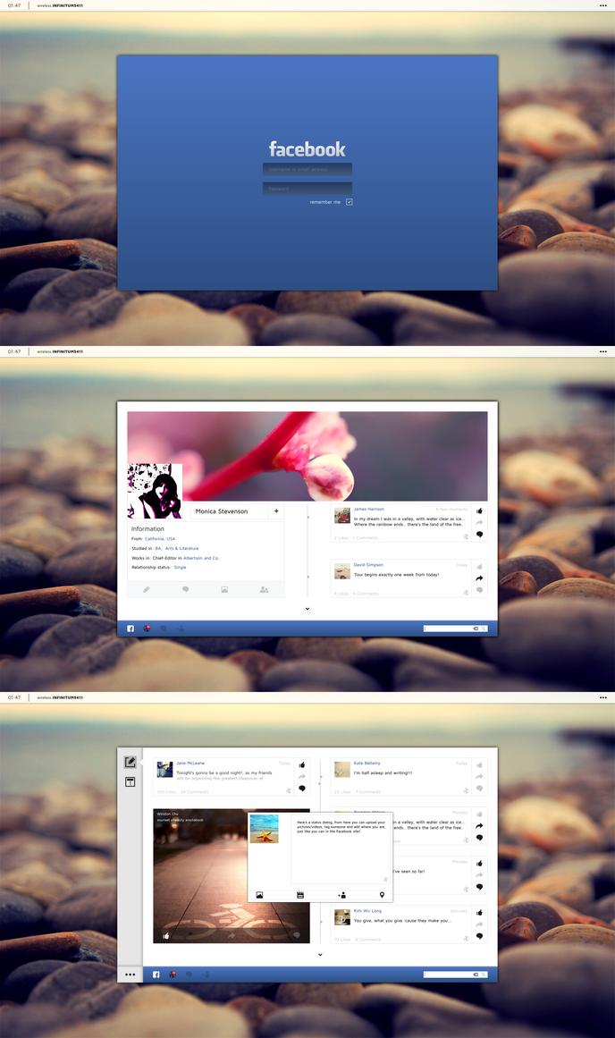 Facebook for Nitrux by DevianTN7k1