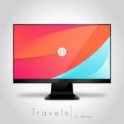 Travels - Numix Wallpaper
