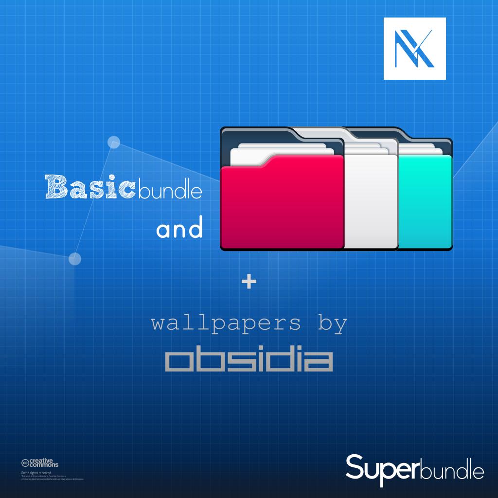 Super bundle - Nitrux