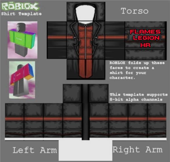 Shirt Template Roblox Download Roblox Shirt Template