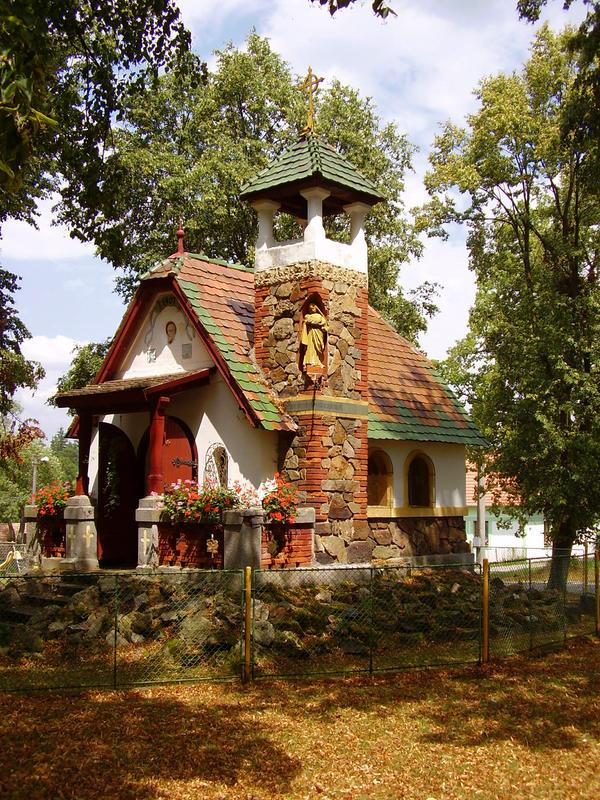 Chapelle in Bezerovice