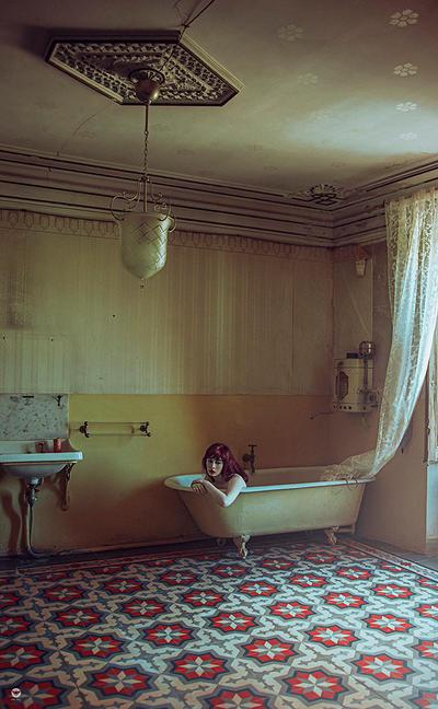 The bath by LidiaVives