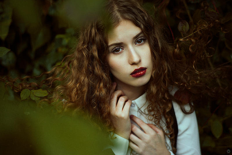 Into the woods I by LidiaVives