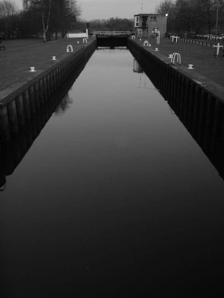 Woodlesford Lock by archy67