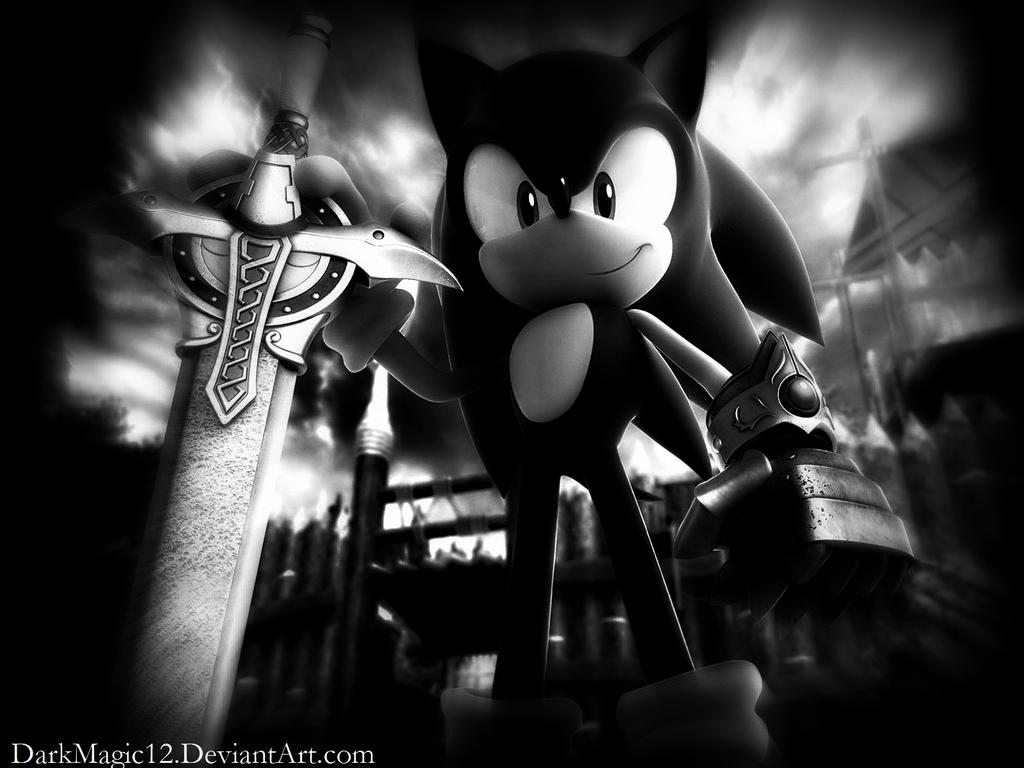 Sonic And The Black Knight By DarkMagic12 On DeviantArt