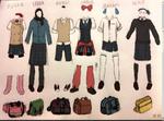 PCSH school uniforms