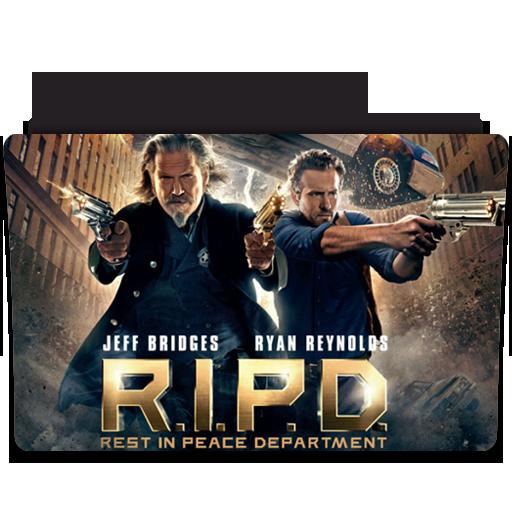 RIPD Folder Icon by efest on DeviantArt