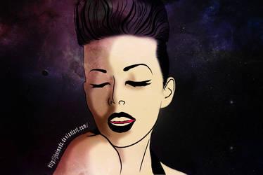 her universe by jhoimadz