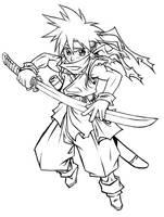 Chrono Lineart