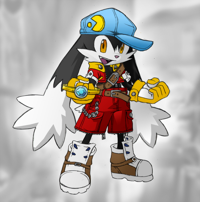 Klonoa By AIBryce On DeviantArt