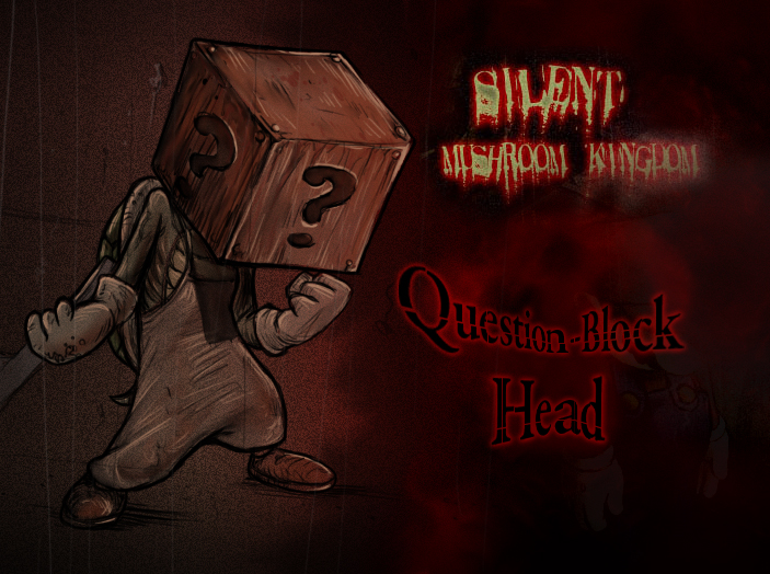 Question Block Head By AIBryce