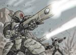 Tau Squad Assault