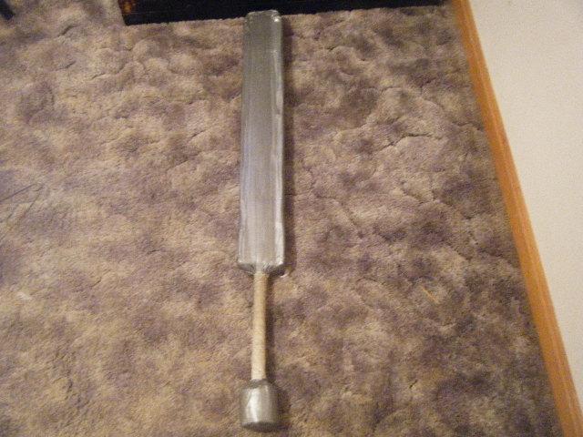 Flat blade Boffer by deadpumpkinz