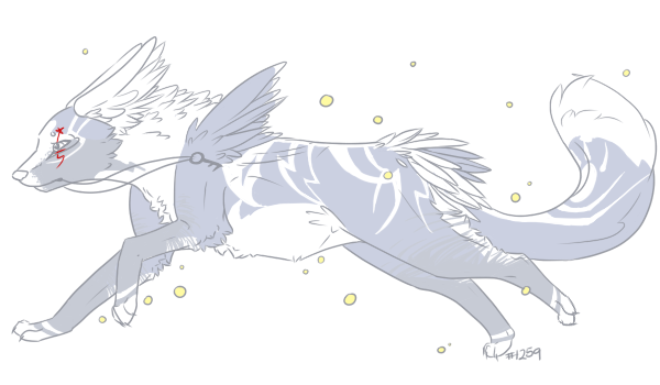 Wajas Gift Art by dyhstopia