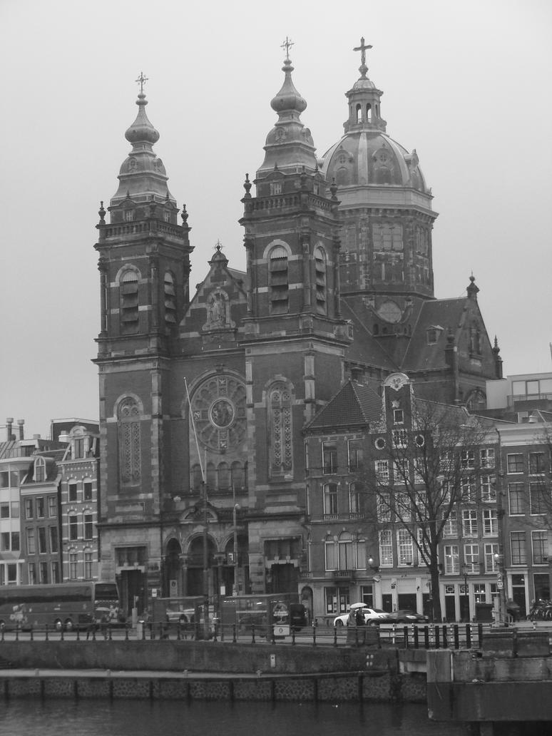 Sint-Nicolaaskerk by CanisDiabolos