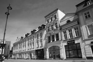 Bydgoszcz - old market square