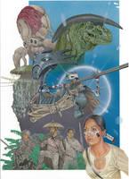 Robota cover by timothygreenII