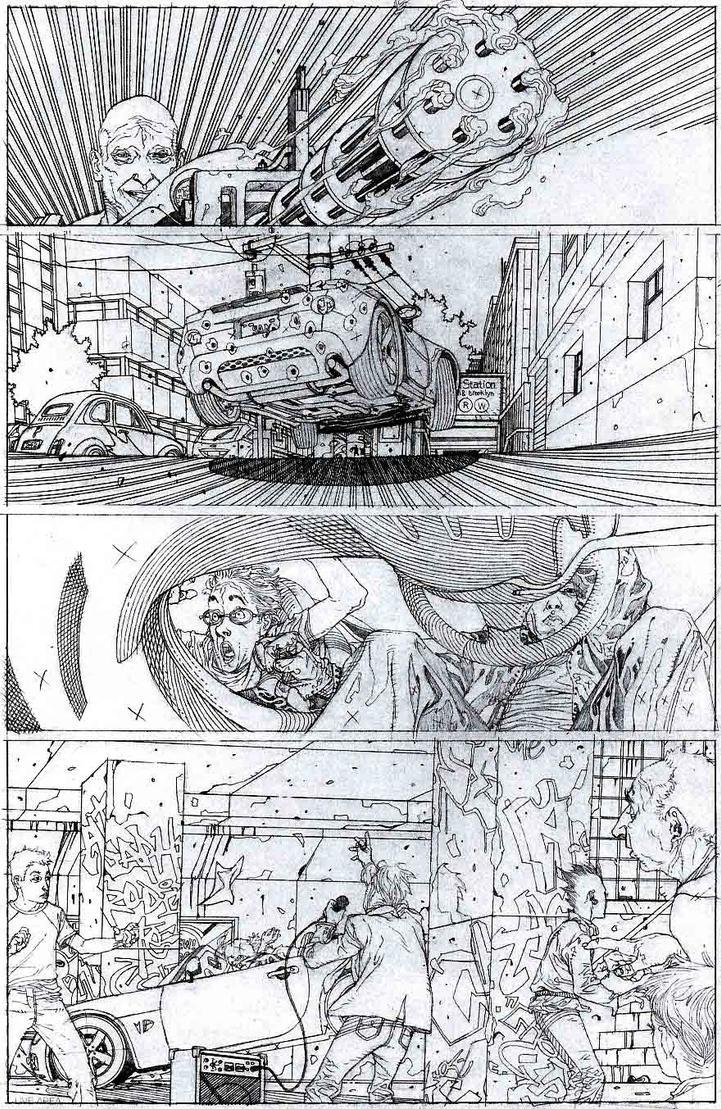 Rush City issue 3 by timothygreenII