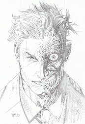 Two face by timothygreenII