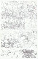 Green Lantern Page 01 by timothygreenII