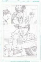 Animal Man 13 pg 9 by timothygreenII