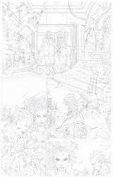 SUPERGIRL pencils pg 06 by timothygreenII