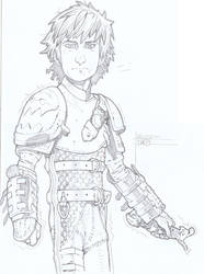 Hiccup by timothygreenII