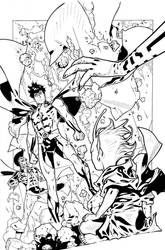 JLU 5 pg 22 INKS by timothygreenII