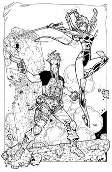 Grifter and Zealot commission
