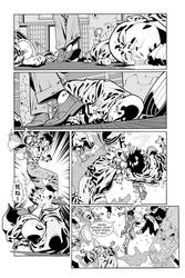 Dragon Line page 1