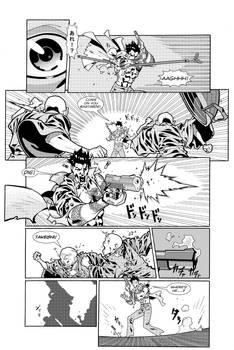 DRAGON LINE page 3