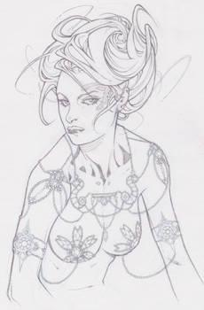Eyva Sketch