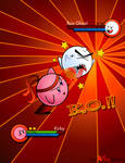 [=Kirby vs. Boo=]