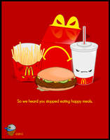 An Un-Happy Meal by Ant-artistik