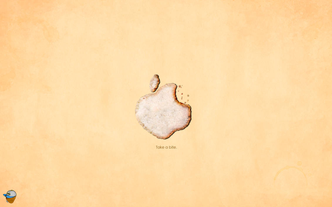 Apple Cookie WP by Ant-artistik