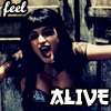 Feel Alive by SerenelyEther