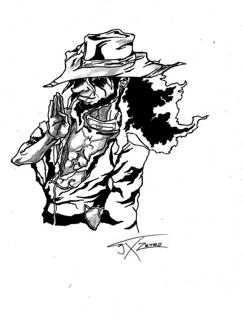 Samurai Jaak by DragonJengaFist