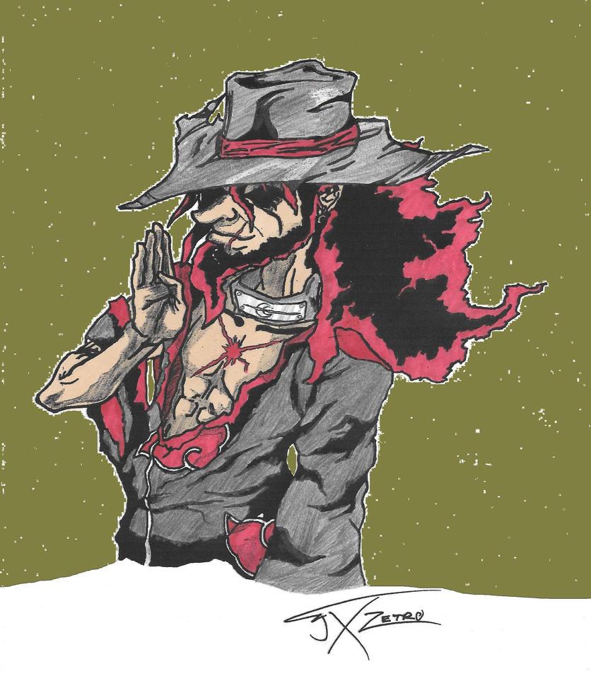 Afro Samurai Jaak by DragonJengaFist