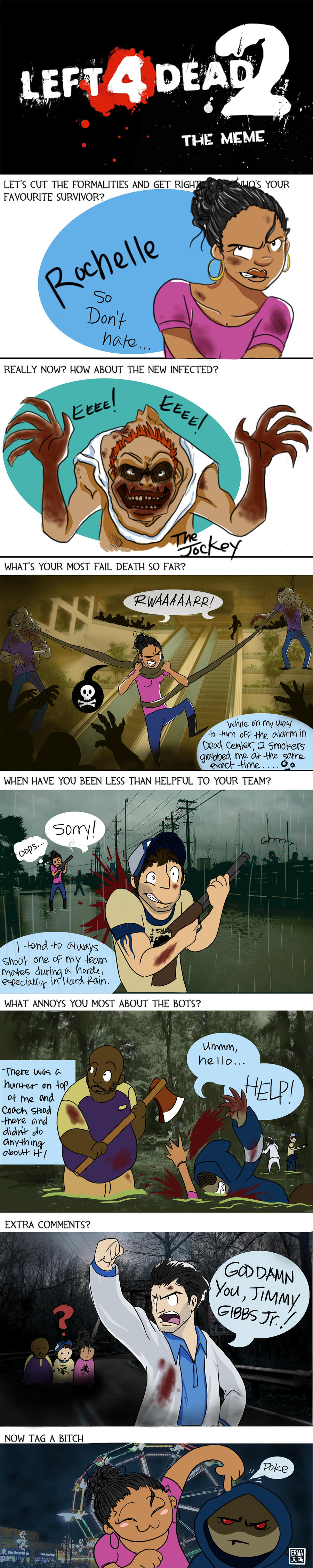 L4d2 Meme by Blu-Bear on DeviantArt