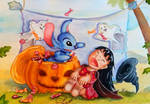 Lilo and Stitch - Trick and Treat