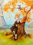 Wakfu ~ Autumn Adventure