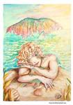 Bathing in waves of sunlight