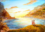 Breath of Summer by Rilans-Fluff