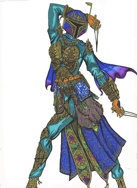 Concept Mandalorian Armor By Misstoril On Deviantart