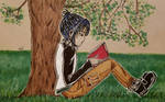 No.6: Nezumi's life pleasures by StandinOnSound