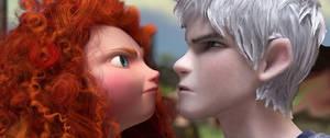 Jack And Merida Faceoff