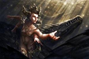 Naga Charmer by Ranzoti