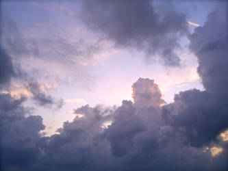 Sea Clouds by sagascreative