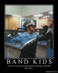 Band Kid by Maverickhunteraxl7